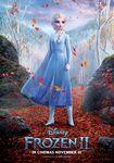 Elsa International Frozen II Poster