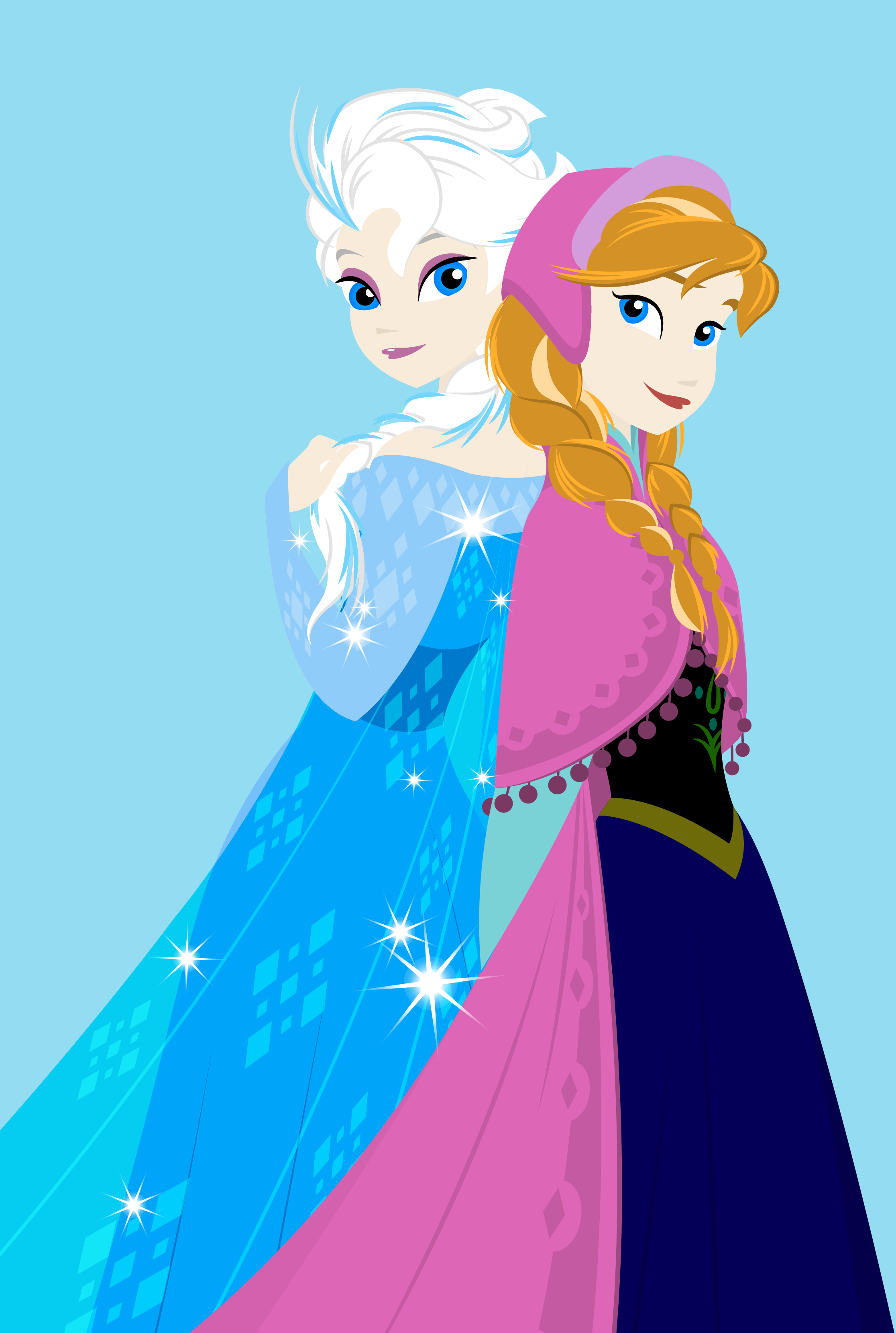 Alex2424121/My Fan Made Artwork of Disney