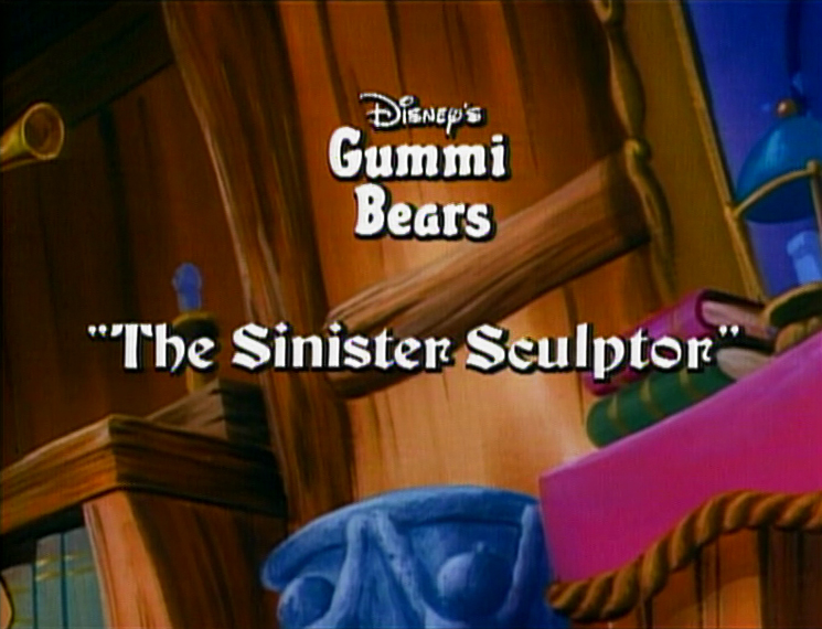 The Sinister Sculptor