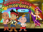 Jake - Rainbow Wand Color Quest