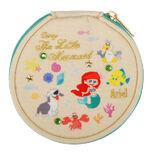 Jewelry Pouch Little Mermaid Scribble