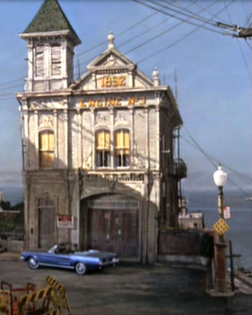 The Firehouse (The Love Bug)