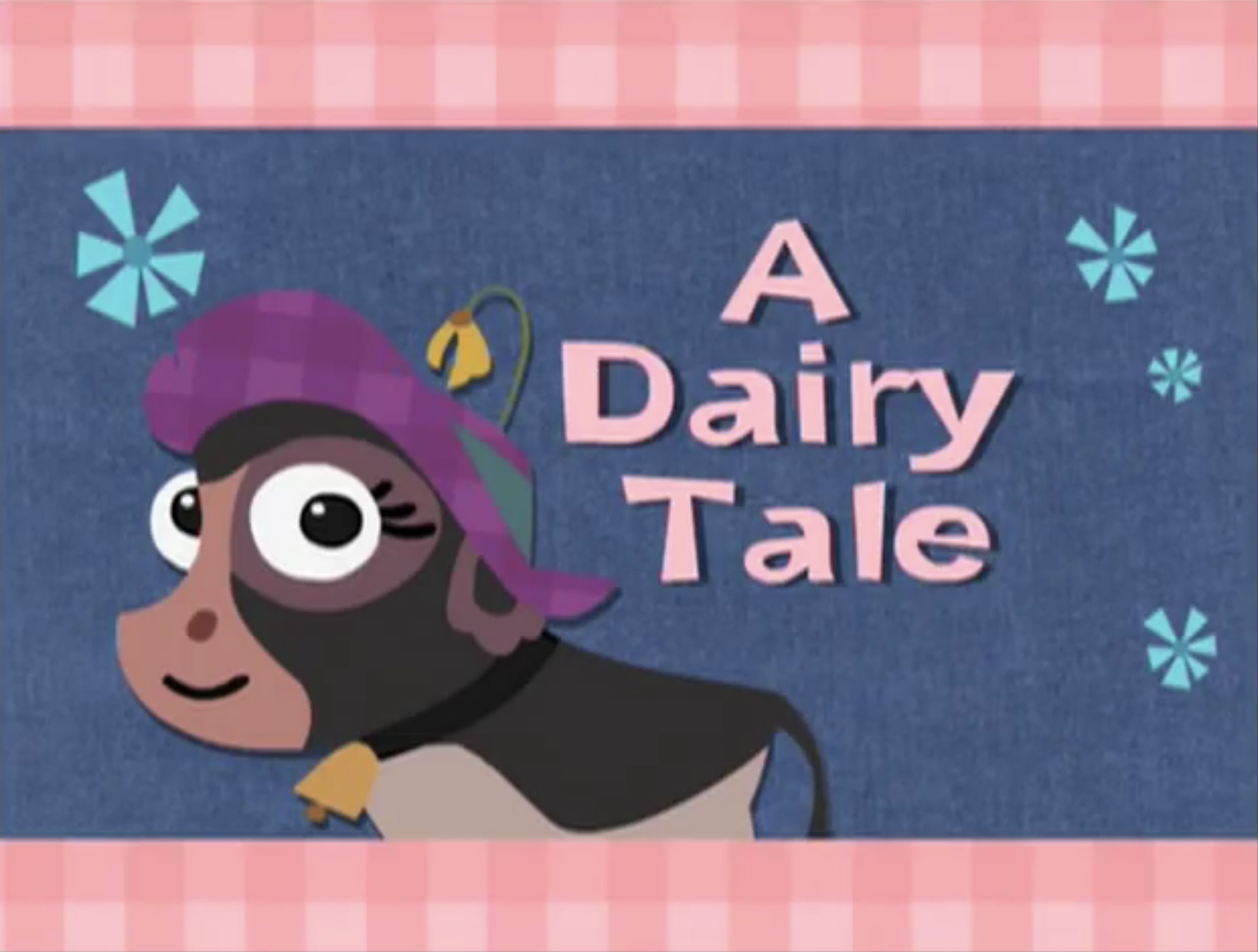A Dairy Tale: The Three Little Pigs