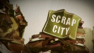 Scrap city film