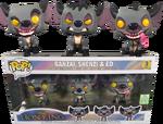 Shenzi, Banzai, and Ed POP 3-Pack