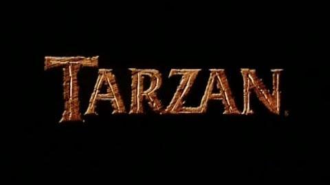 Tarzan - 1999 Theatrical Trailer 3