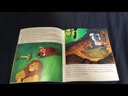 The Lion King- Far From The Pridelands Read Along