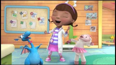 """Wash Your Hands"" Song Doc McStuffins Disney Junior UK"
