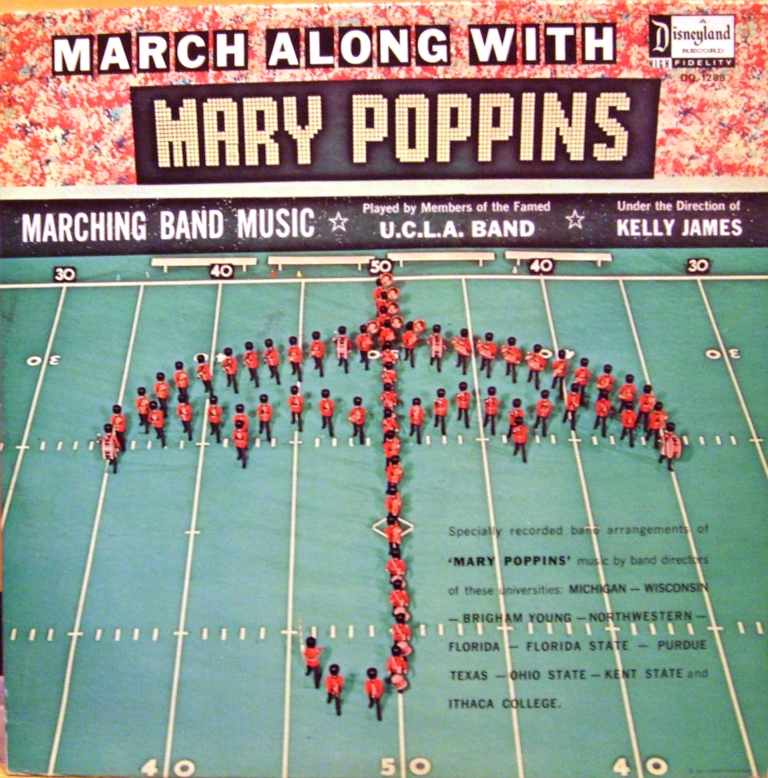 March Along with Mary Poppins