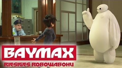 BAYMAX - RIESIGES ROBOWABOHU - Trailer 2 - Ab Januar 2015 im Kino! Disney HD