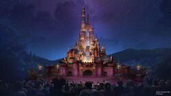 Castle of Magical Dreams HKDL art.jpg