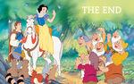 Disney Princess Snow White's Story Illustraition 16