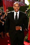 Donald Faison 58th Emmys