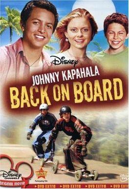 Johnny Kapahala Back on Board DVD.jpg