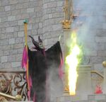 Maleficent-Dream -Along-With-Mickey