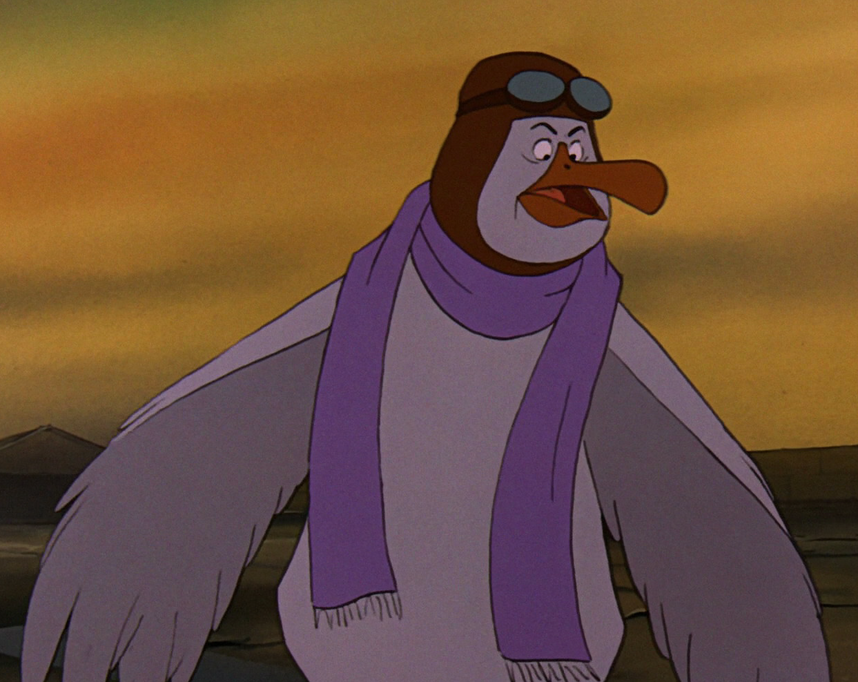Orville (The Rescuers)