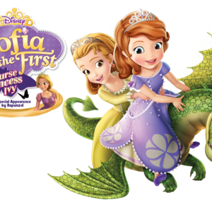 Sofia the First The Curse of Princess Ivy Transparent Promotion.png