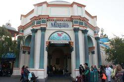 The Little Mermaid - Ariels Undersea Adventure building (wide).jpg