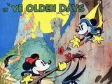 Ye Olden Days