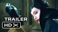 Малефисента (2014) – первый официальный трейлер