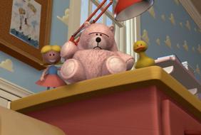 Dolly, Patito y Teddy