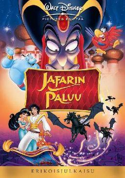 Jafarin paluu -elokuvan kansi.jpg