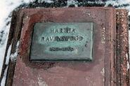Martha Ravenswood Tomb