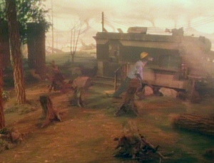 B.P. Richfield's Trailer