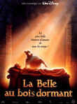Sleeping beauty french poster 1995