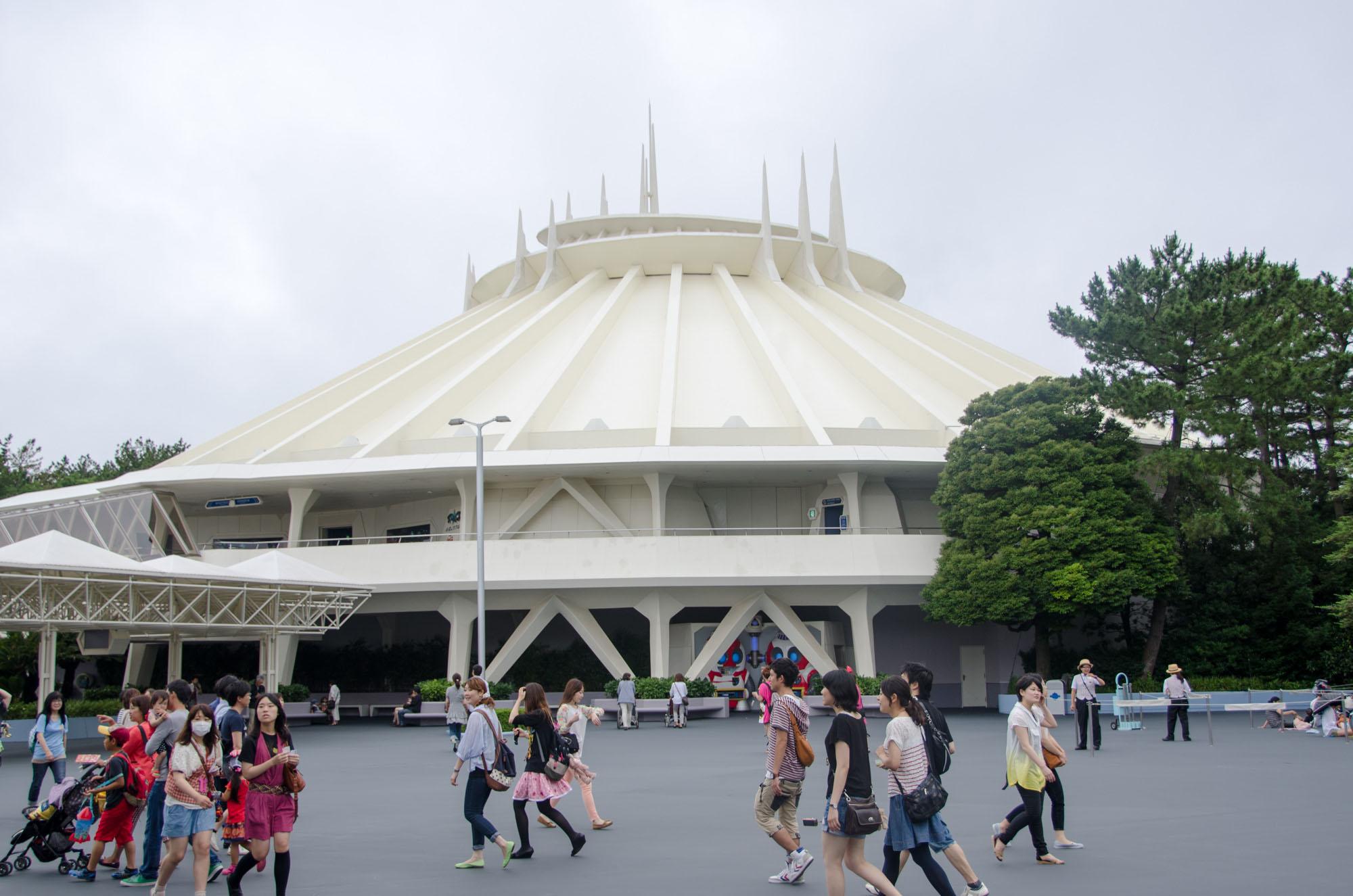 Space Mountain (Tokyo Disneyland)