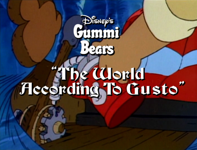 The World According to Gusto