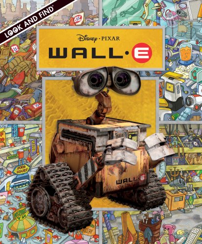 WALL-E: Look And Find