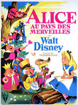 Alice au pays des merveilles petite affichette 640