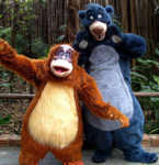 Baloo&Louie parque