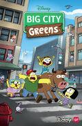 Big City Greens Poster