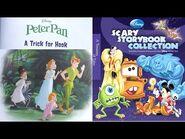 Disney's Halloween Stories Read Aloud For Kids - Peter Pan - A Trick for Hook-2