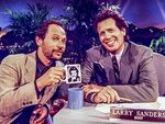 Garry Shandling Larry Sanders Show with guest Billy Crystal