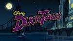 Let's Get Dangerous! - DuckTales logo