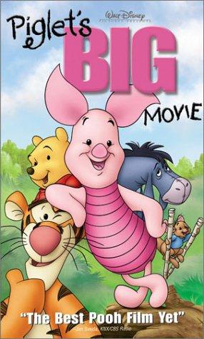 Piglet's Big Movie (video)