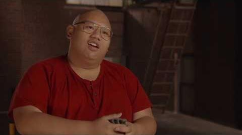 "Spider-Man Homecoming ""Ned Leeds"" On Set Interview - Jacob Batalon"