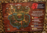 The Lion Guard Adventure Map