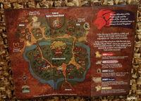 The Lion Guard Adventure Map
