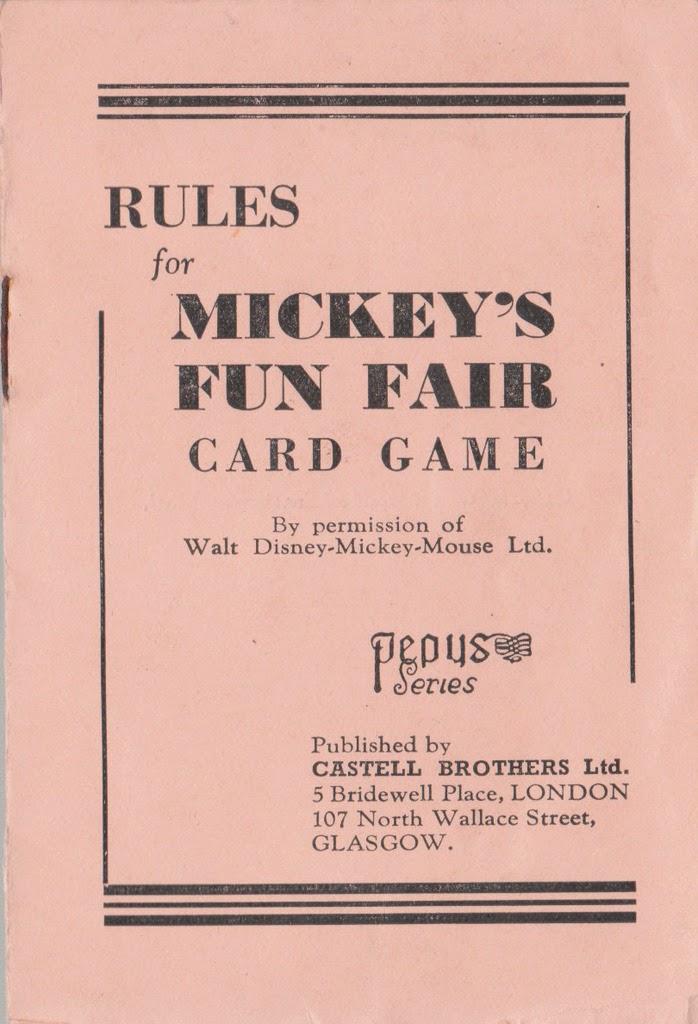 Mickey's Fun Fair