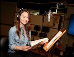 Aimee Carrero behind the scenes EoA