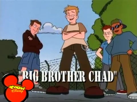 Big Brother Chad
