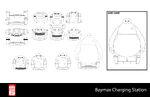 Big Hero 6 The Series props - Baymax Charging Station