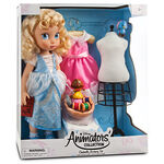 Cinderella 2012 Animators Doll Set Boxed