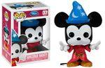 Funko Pop- Sorcerer Mickey