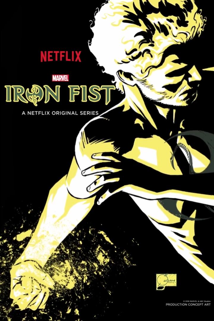 Iron Fist/Gallery