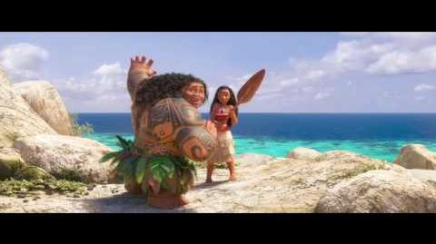 MOANA - You're Welcome clip